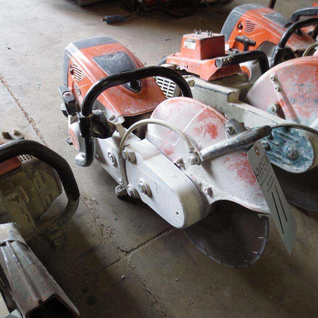 Lot 11 - Stihl TS700 Gas Cut Off Saw