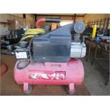 Craftsman Model 921.153101 Portable Air Compressor, 125 psi, 3 gal. cap., S/N 0920578