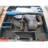 Bosch Impact Hammer in Case Model 248E