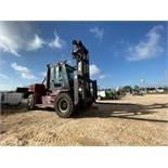 "Taylor Model TX360M Heavy Duty Forklift, new 2008, 36,000 lb. cap., 24"" load center, 135.5"" lift,"