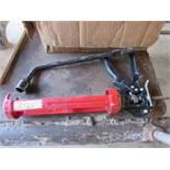 Lug Wrench, Caulking Gun