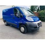 FIAT DUCATO 2.3 MULTIJET (2014) SWB *SAT NAV* - ONE OWNER WITH FULL HISTORY