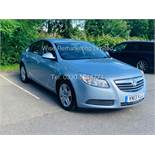 **RESERVE MET** VAUXHALL INSIGNIA 2.0 CDTI ECOFLEX ES 2013 *FULL HISTORY* (6 STAMPS) 1 OWNER