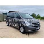 Hyundai i800 2.5CRDi ( 170ps ) AUTO Style 2012(12)REG**MINI-BUS**9 SEATS**RARE**NO VAT SAVE 20%