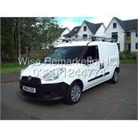 FIAT DOBLO CARGO *MAXI - LWB* (2014) '1.6 DIESEL- 6 SPEED' (STOP/START) **ONLY 58,000 MILES**