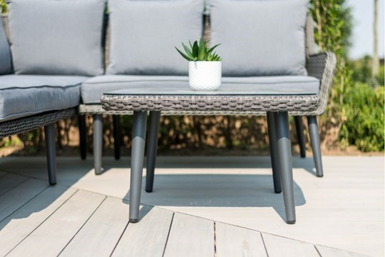 Rattan Florence Outdoor Corner Sofa Set *BRAND NEW* - Image 2 of 3