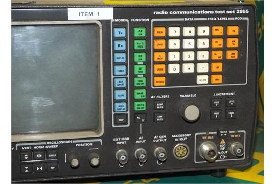 Marconi 2955 Radio Test set