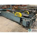 "60"" WIDE X 360 DEGREE IOWA PRECISION MODEL B-S-1 HYDRAULIC FULL WRAP DUCT BRAKE; S/N BSW8210 *NO"