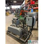 32 KW MARATHON MAGNAPLUS MODEL 361PDL1600 50 CYCLE ELECTRIC GENERATOR; S/N LM-231815-0499, 40 KVA,