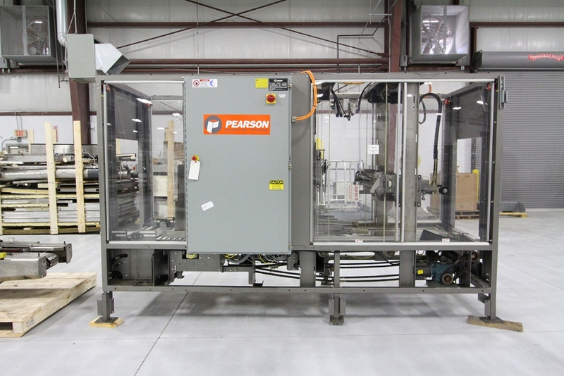 Pearson Random Top Adjustable Case Sealer, Year 2005 - Image 7 of 10