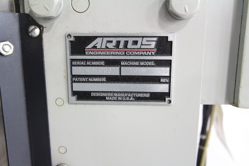 Lot 37 - Artos CS600 Wire Stripper/Crimper