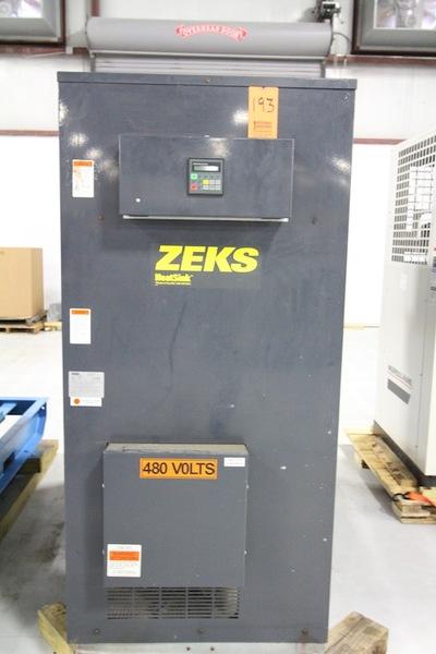 Zeks Air Dryer, Year 2004