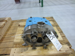 Waukesha Positive Displacement Pump