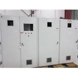 4 Door Control Cabinet