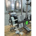 EPI Model 9149 Pressure Sensitive Labeler