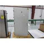 Cermex Single Door Control Cabinet
