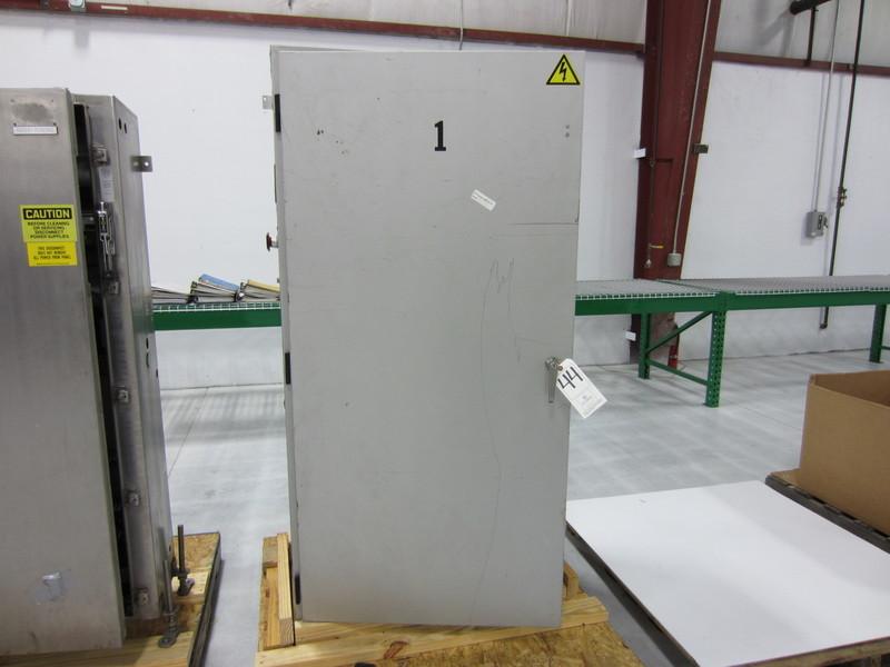 Lot 58 - Cermex Single Door Control Cabinet