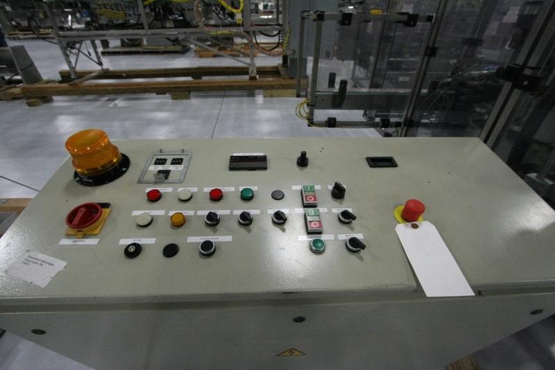 Langguth 12 Station Cut and Stack Labeler - Image 5 of 10