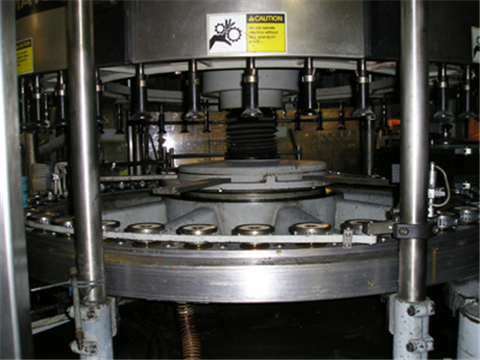 Krones 42 Canmatic Labeler - Image 5 of 8