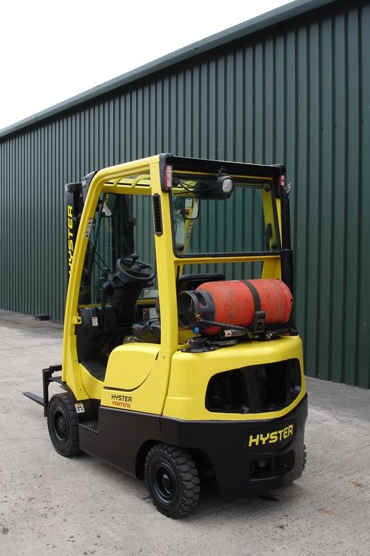 Lot 7 - Hyster H1.8FT Forkilft (2007)