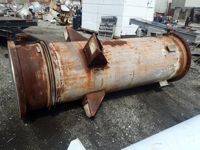 Lot 35 - 966 Sq Ft Pemco Heat Exchanger, Hastelloy C276 Tubes