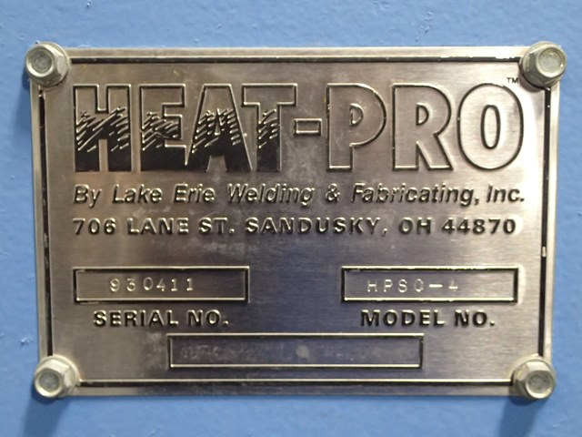LEWCO Heat-Pro Hot Box, Model HPSC-4 - Image 7 of 7