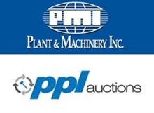Plant & Machinery Inc. / PPL Auction LLC