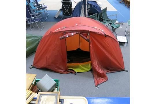 Terra Nova Solar2 2 Man Tent Twin Skin c/w Pegs Bag RRP £315. Slight Repair  sc 1 st  Bidspotter UK & Camping Equipment. Terra Nova Solar2 2 Man Tent Twin Skin c/w ...