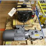 Nord 1.5 HP Gearmotor and 3 HP AC Motor - NEW