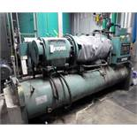 York Model YSCBBBS1-CHC 200 Ton Chiller