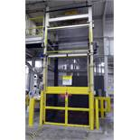 Automatic Handling Vertical Roll Lift and Conveyor System