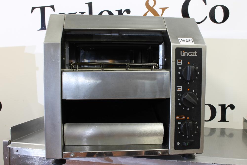 Electric Conveyor Toaster ~ Lincat electric conveyor toaster
