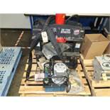 EDWARDS 20-TON HYDRAULIC SHOP PRESS SN. 0007418PR20