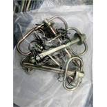 """4 X 5/8"""" X 4"""" Hitch Pin With Chain And Lynch Pin (Ags16738)"""