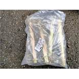 """4 X 1.1/8"""" X 7.1/2"""" Hitch Pin With Chain And Lynch Pin (Ags412)"""