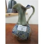 Lot 6 - Doulton stoneware jug