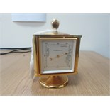 Lot 10 - Brass weather centre IMHOF