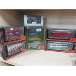 Lot 33 - 7 EFE boxed buses and coaches