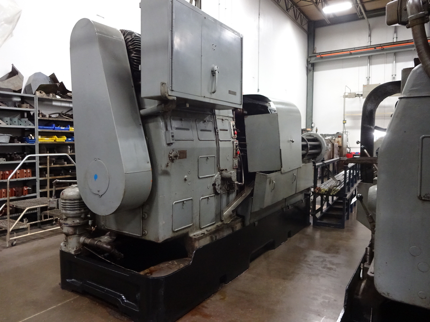 "Lot 4 - ACME-GRIDLEY 2-5/8"" MODEL RB-8 8-SPINDLE AUTOMATIC SCREW MACHINE"