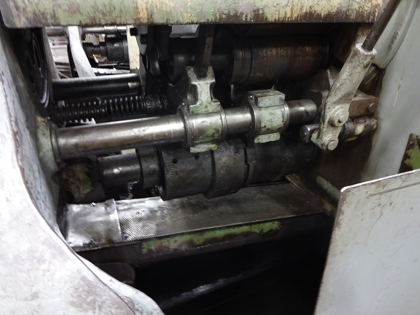 "Lot 8 - ACME-GRIDLEY 2-5/8"" MODEL RB-6 6-SPINDLE AUTOMATIC SCREW MACHINE"