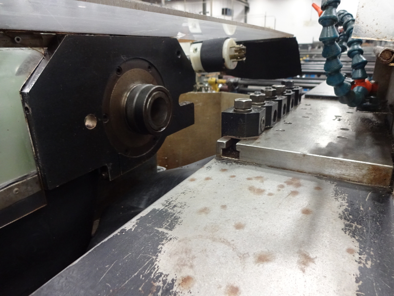 Lot 48 - HARDINGE OMNITURN CNC AUTOMATIC CHUCKER: S/N AHC-749