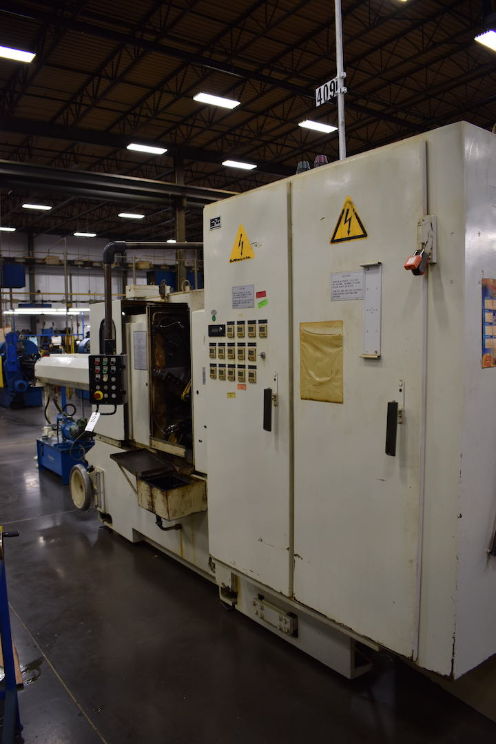 Lot 2 - 1989 SCHUTTE TYPE SF-20 6-SPINDLE AUTOMATIC SCREW MACHINE