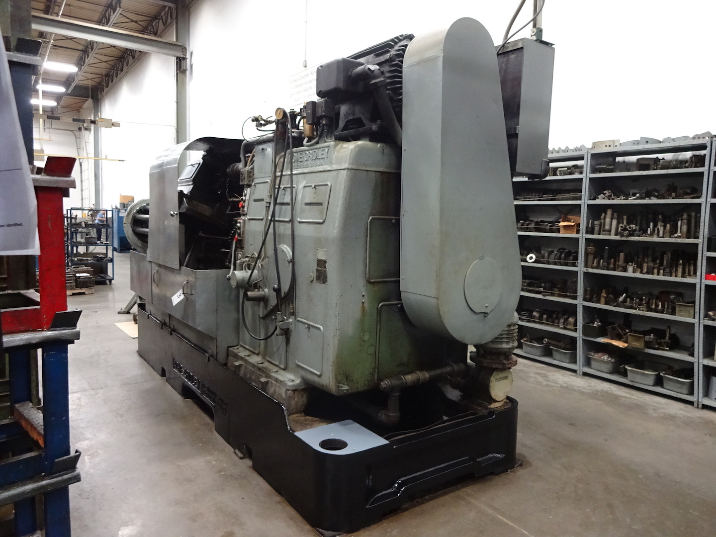"Lot 3 - ACME-GRIDLEY 2-5/8"" MODEL RB-8 8-SPINDLE AUTOMATIC SCREW MACHINE"