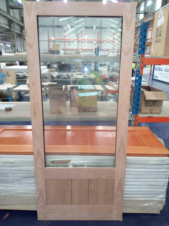 Rrp £1225 Brand New Rustic Left Hand Doors