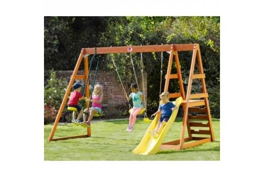 1 X Plum Products Mandrill Wooden Outdoor Play Centre Brand New