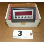 Kepmeter Protron (PRA) Draw, Ratibe Net Rate Meter (S Fulton, TN)