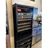 Wine Refrigerator; Transtherm Caves M: Loft Elec Petit, SN: 1147278