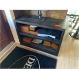"""Wooden Server Cabinet, 41"""""""