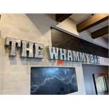 """Tin Sign""""The Whammy Bar"""""""