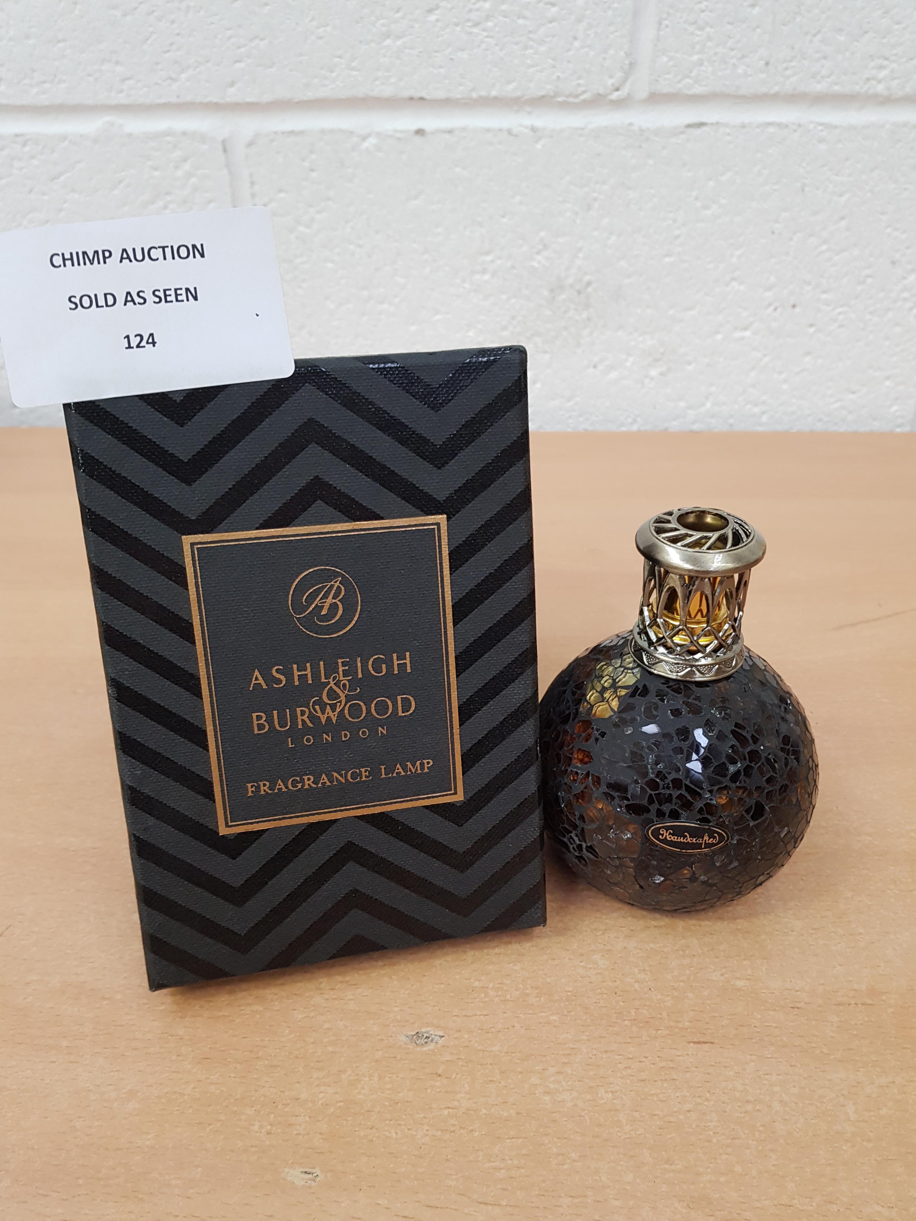 Lot 124 - Ashleigh & Burwood London Fragrance Lamp